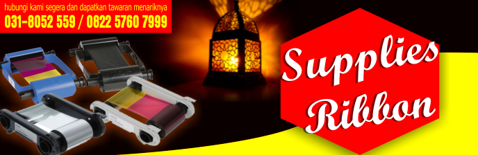 RAMADHAN PROMO - OBRAL Ribbon Printer Kartu