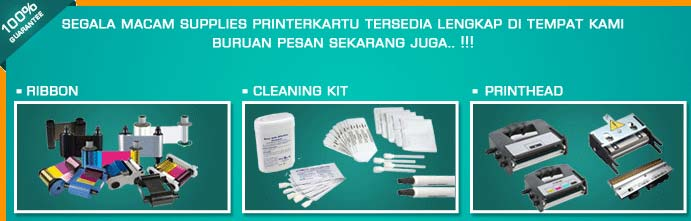 PROMO MURAH Supplies Printerkartu